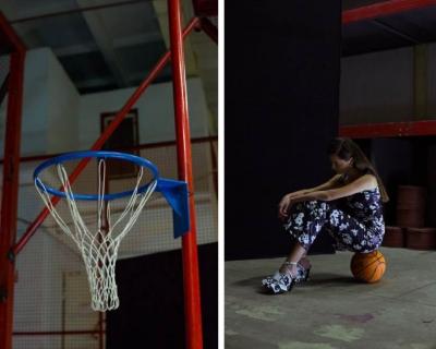 Клиффорд Уильямс в fashion-видео Lake Studio-430x480
