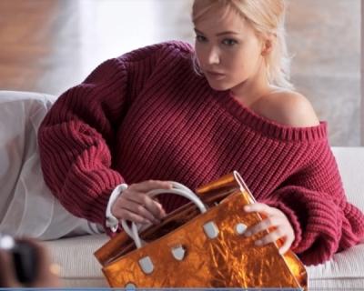 Видео: бэкстейдж нового кампейна Dior с участием Дженнифер Лоуренс-430x480