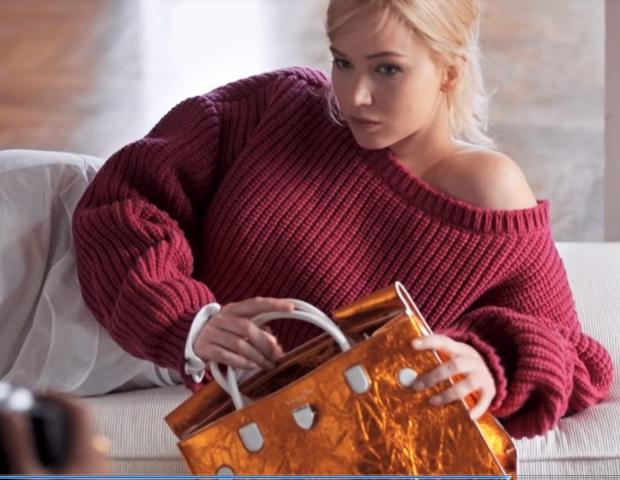 Видео: бэкстейдж нового кампейна Dior с участием Дженнифер Лоуренс-320x180
