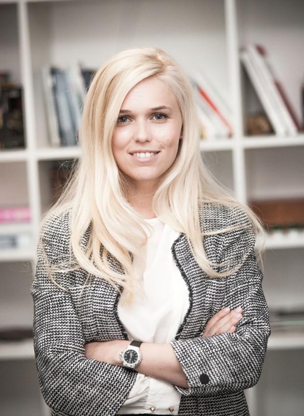 Найти баланс: Ярослава Гресь, партнер агентства Gres Todorchuk PR