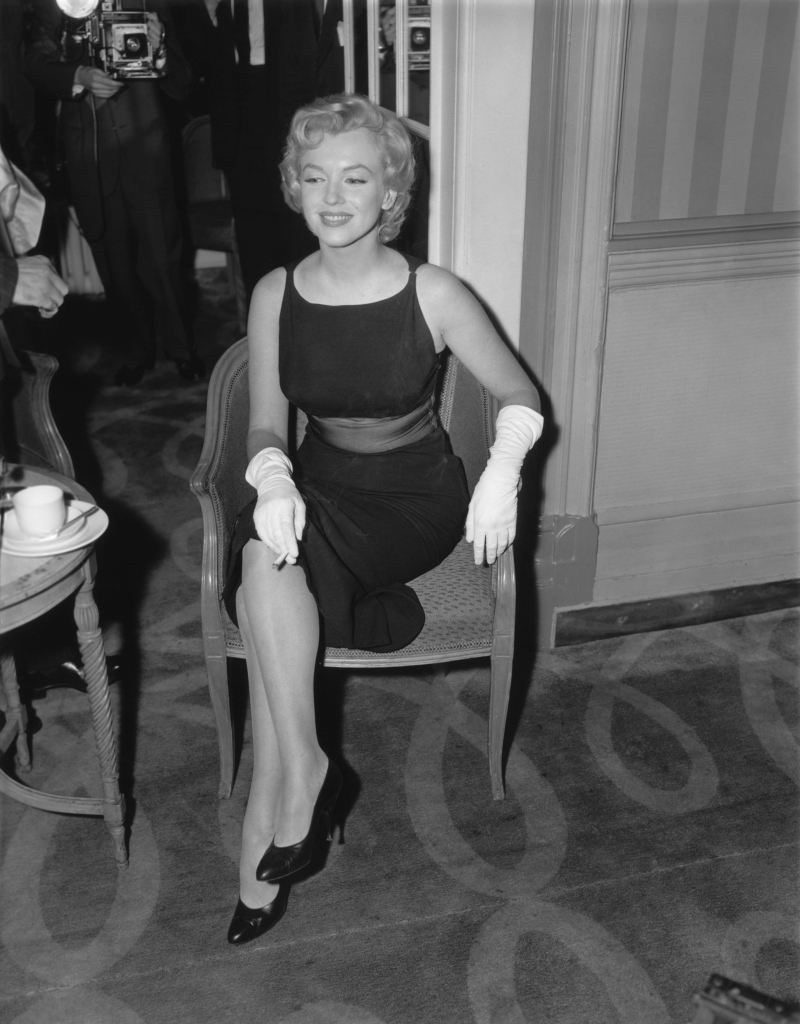 Marilyn At Savoy