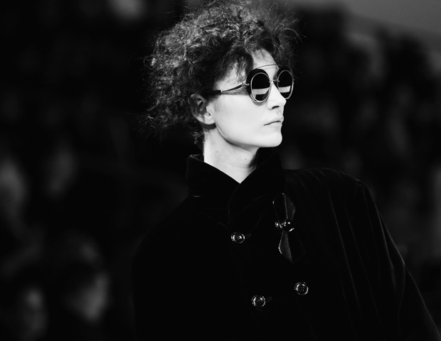 Черно-белое кино: коллекция Giorgio Armani fw'16-320x180