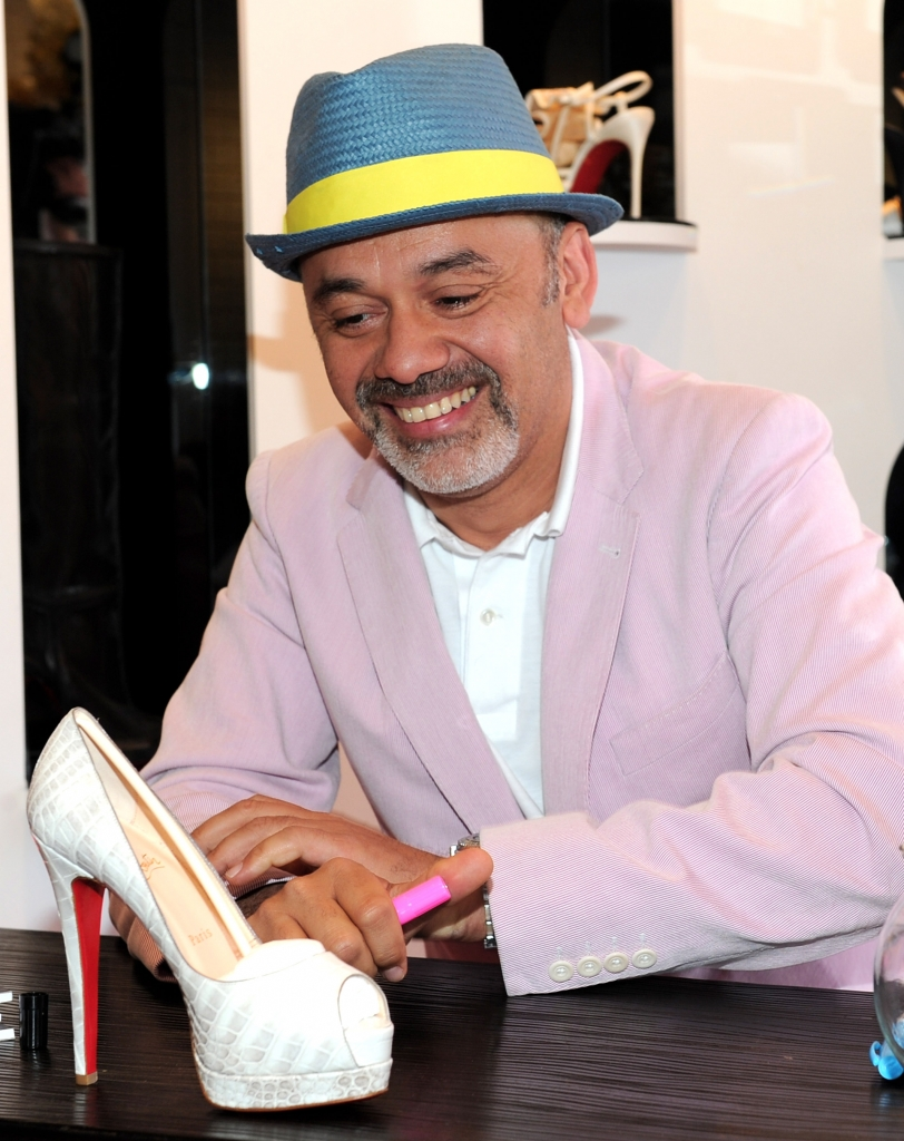 Christian Louboutin Hollywood Boutique Grand Opening