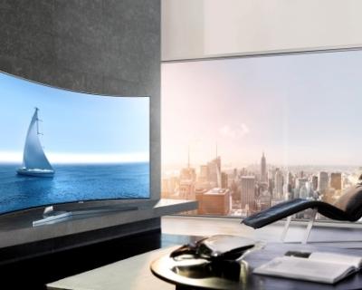 Картина маслом: телевизор Samsung SUHD TV-430x480