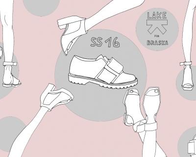 LAKE создали новую коллекцию обуви для Braska-430x480