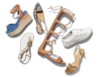 Время пришло: коллекция обуви для путешествий от Michael Kors-430x480