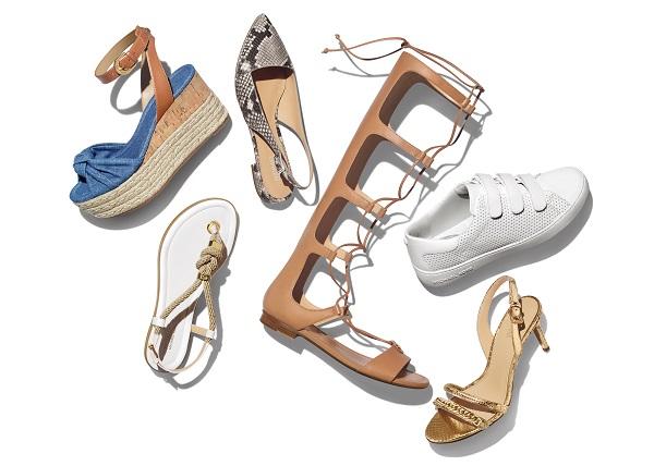 Время пришло: коллекция обуви для путешествий от Michael Kors-320x180