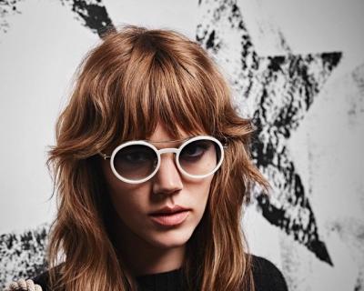 Рок-звезда: Фрея Беха Эриксен в рекламной кампании Max Mara-430x480