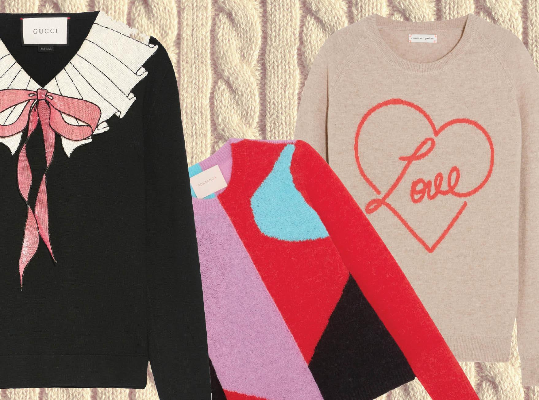 Какой свитер купить весной-320x180
