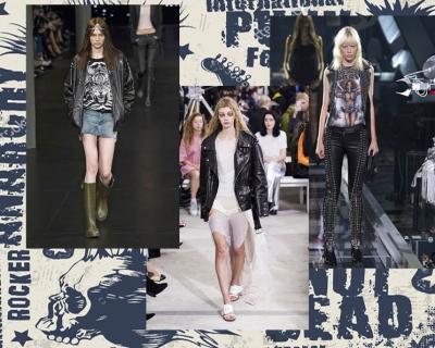 Тренд сезона: наряды в стиле адепта панк-рока-430x480