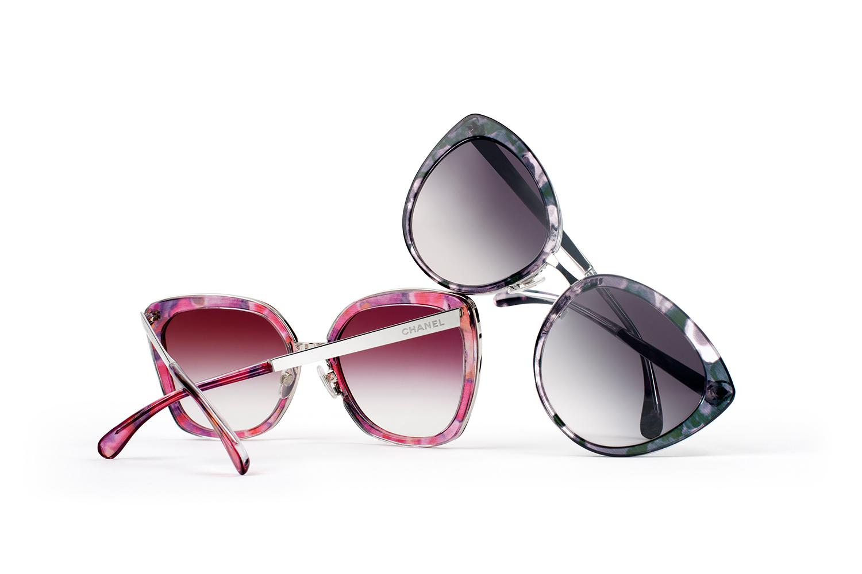 Chanel представили коллекцию очков в винтажном стиле-320x180