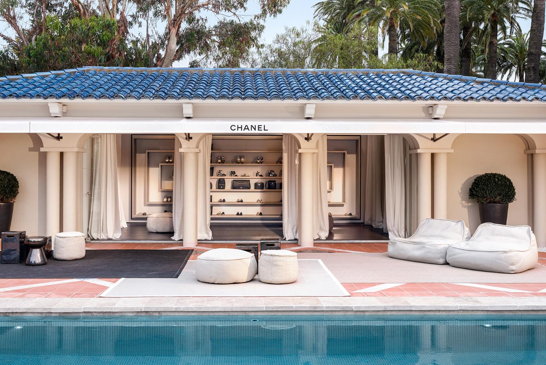 Бутик Chanel открылся в частном особняке-320x180