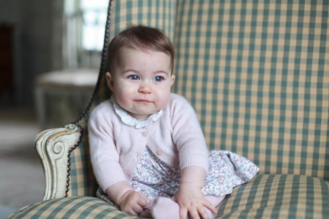 В честь принцессы Шарлотты назвали цветок-320x180