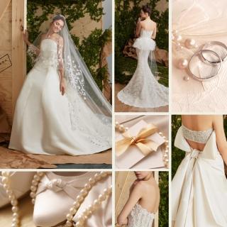 Неделя свадебной моды в Нью-Йорке: лучшие образы