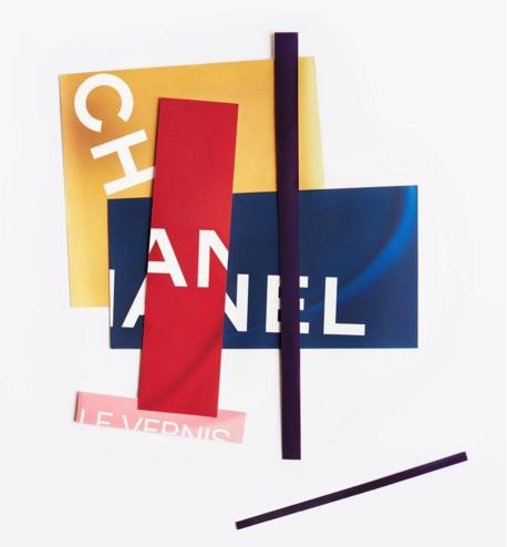 Картина лаком: проект Chanel Color is an art-320x180