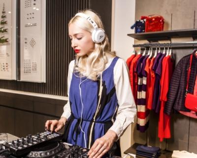 Открытие флагманского бутика Lacoste в Киеве-430x480