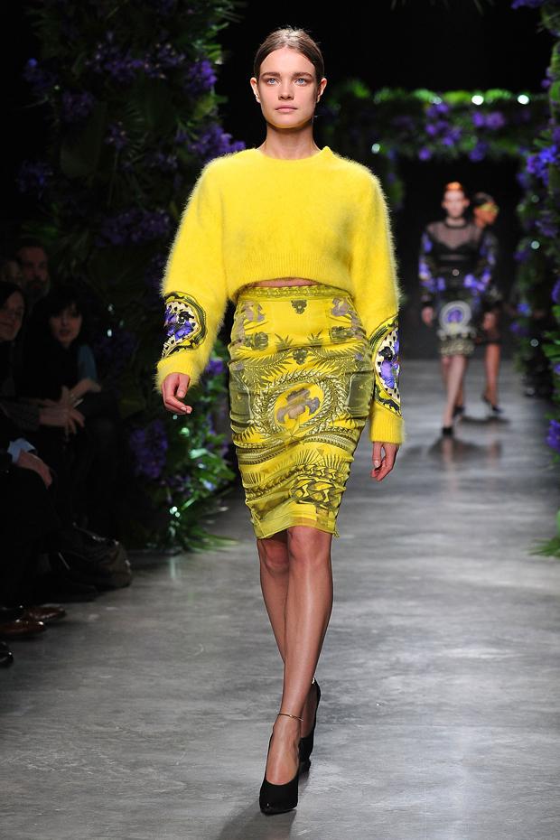 Givenchy: Runway - Paris Fashion Week Fall/Winter 2012
