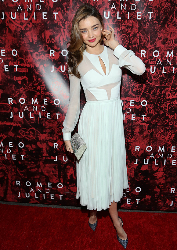 """Shakespeare's Romeo And Juliet"" Broadway Opening Night - Arrivals And Curtain Call"