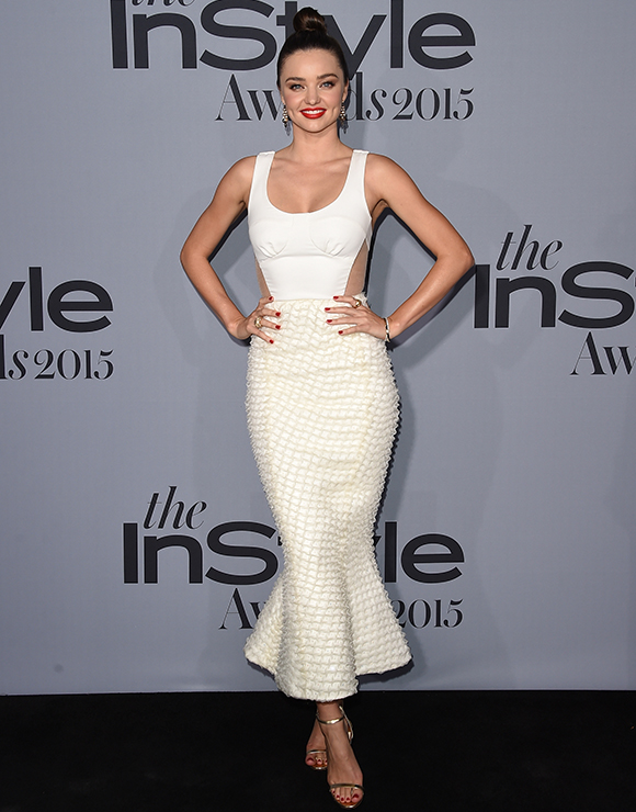 InStyle Awards - Red Carpet