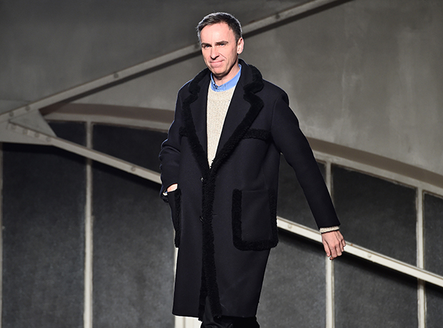 Raf Simons : Runway - Paris Fashion Week - Menswear F/W 2016-2017