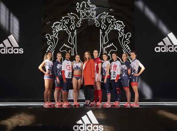Стелла Маккартни представила форму Олимпийской сборной-320x180