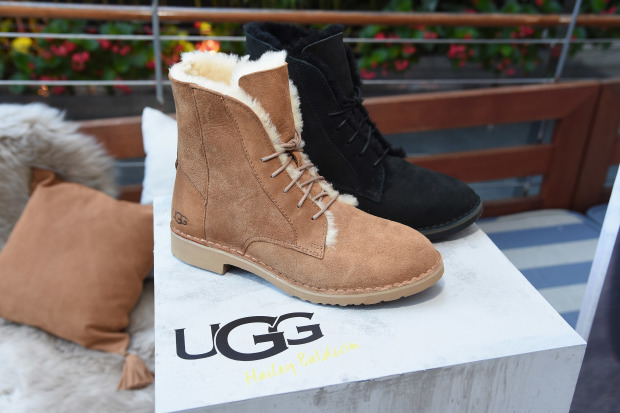 Introducing Hailey Baldwin For UGG Classic Street