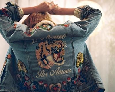 Как прекрасна: Gucci показали костюмы, созданные для турне Florence+the Machine-430x480