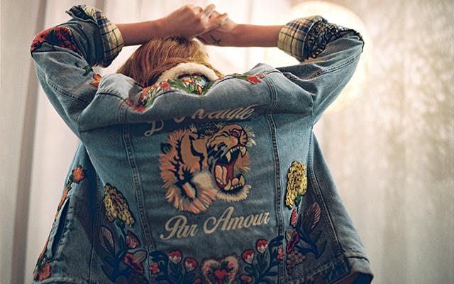 Как прекрасна: Gucci показали костюмы, созданные для турне Florence+the Machine-320x180