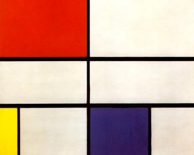 Картина Пита Мондриана превратилась в браузерную игру-430x480