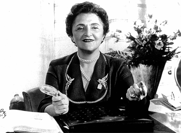 Nadia Payot