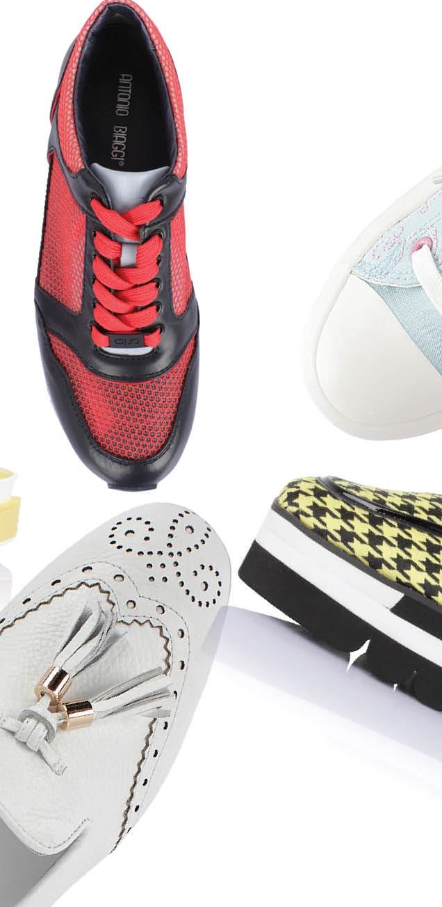 Тренд сезона: обувь на платформе от Antonio Biaggi