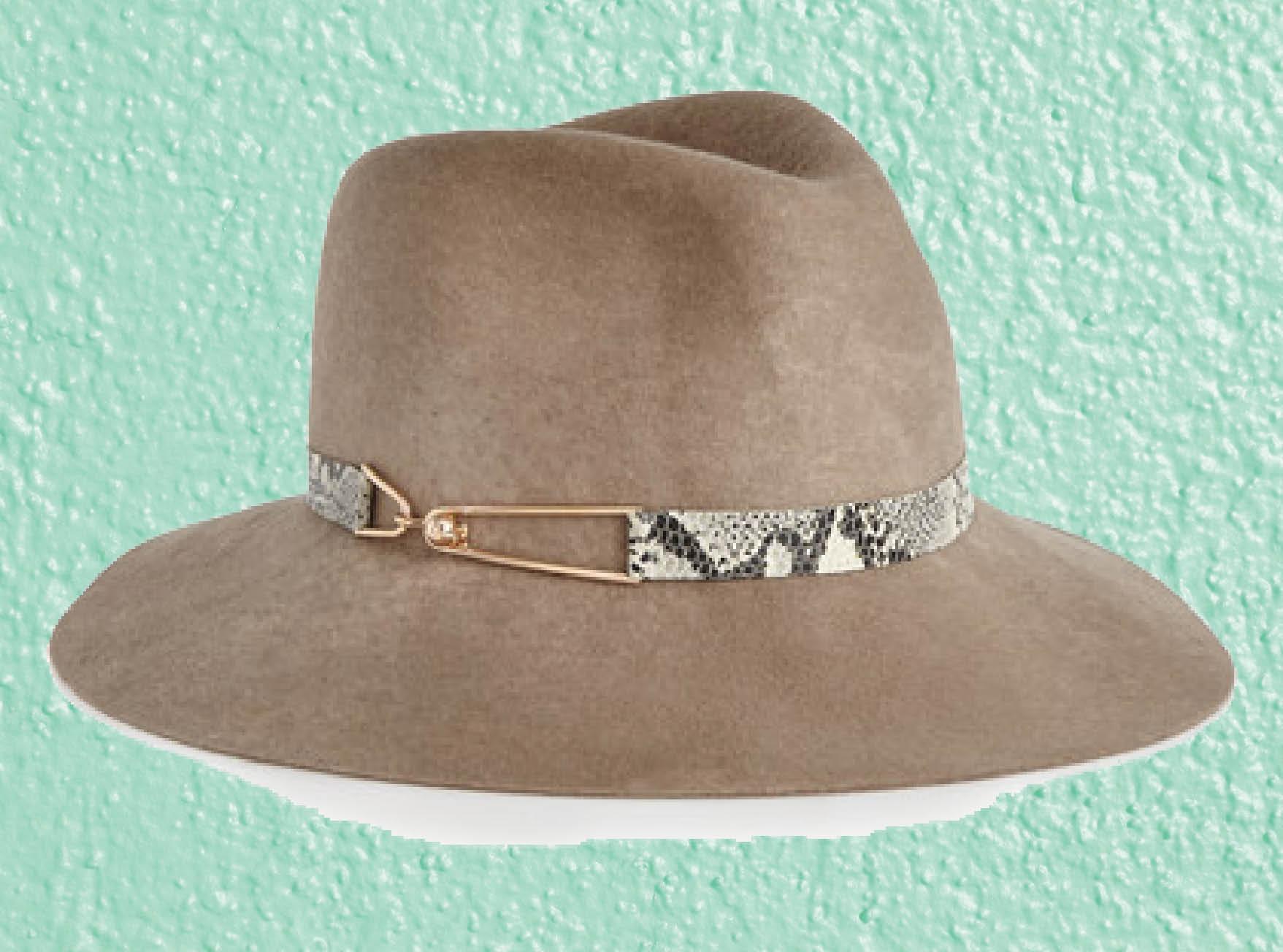 Вещь дня: шляпа Eugenia Kim-320x180