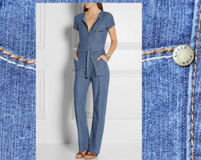 Вещь дня: комбинезон MiH Jeans-430x480
