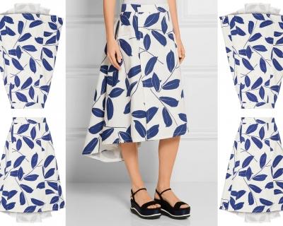 Вещь дня: юбка Marni-430x480