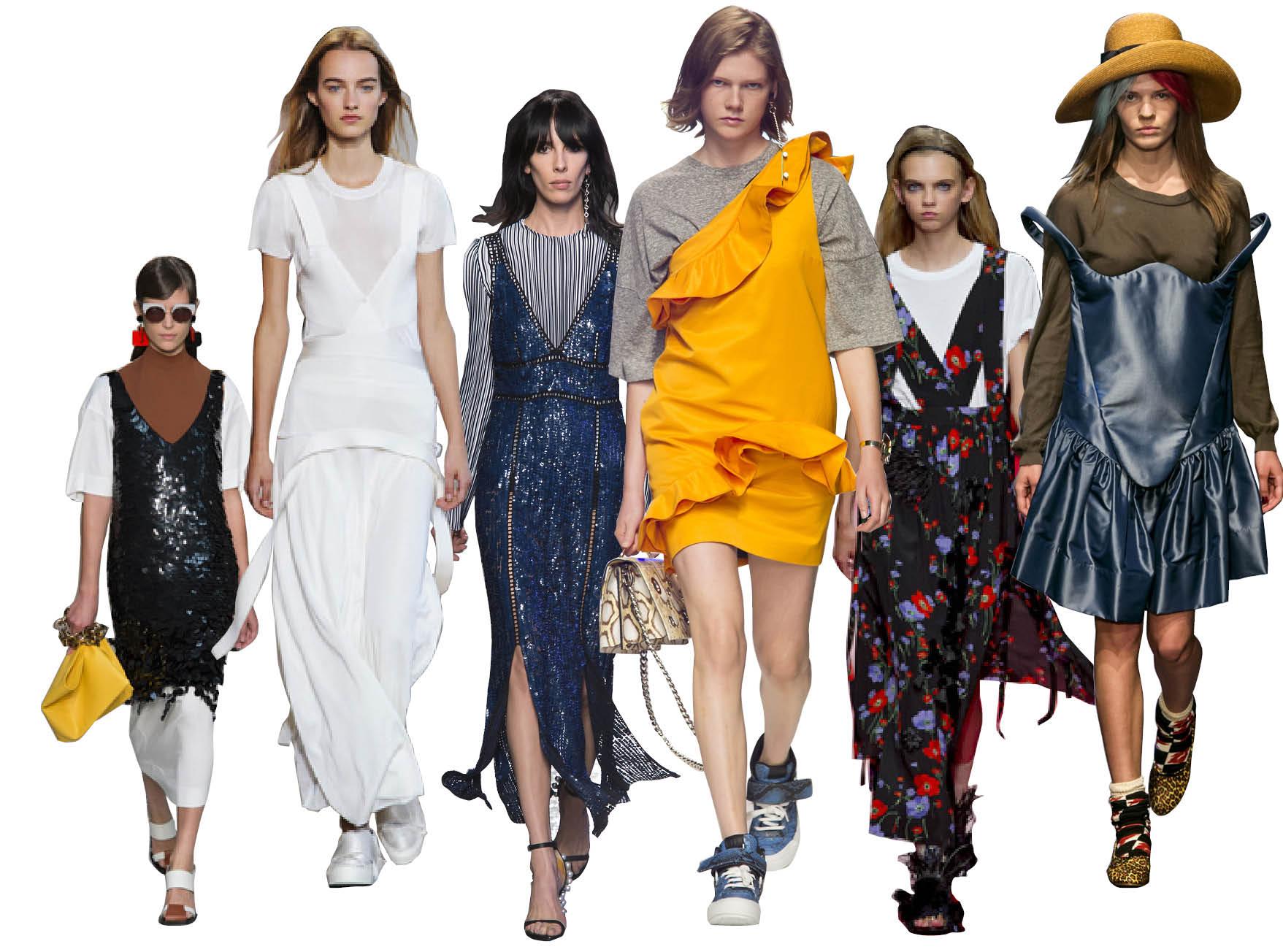 Выбор Marie Claire: платья поверх топов и рубашек-320x180