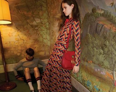 Худоба модели привела к запрету рекламной кампании Gucci-430x480