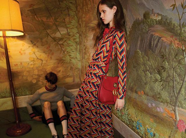 Худоба модели привела к запрету рекламной кампании Gucci-320x180