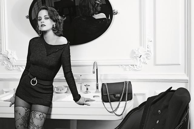 Из Италии с любовью: Кристен Стюарт в новой кампании Chanel-320x180