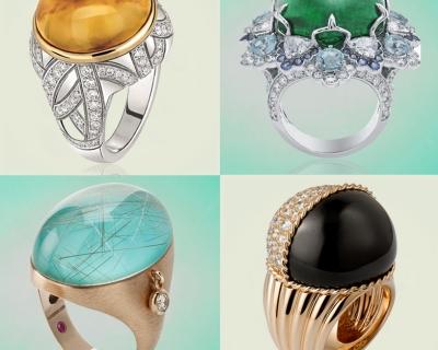 Тренд: кольца с камнями-кабошонами-430x480