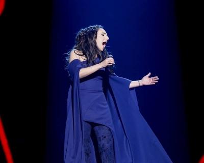 Джамала прошла в финал «Евровидения»!-430x480