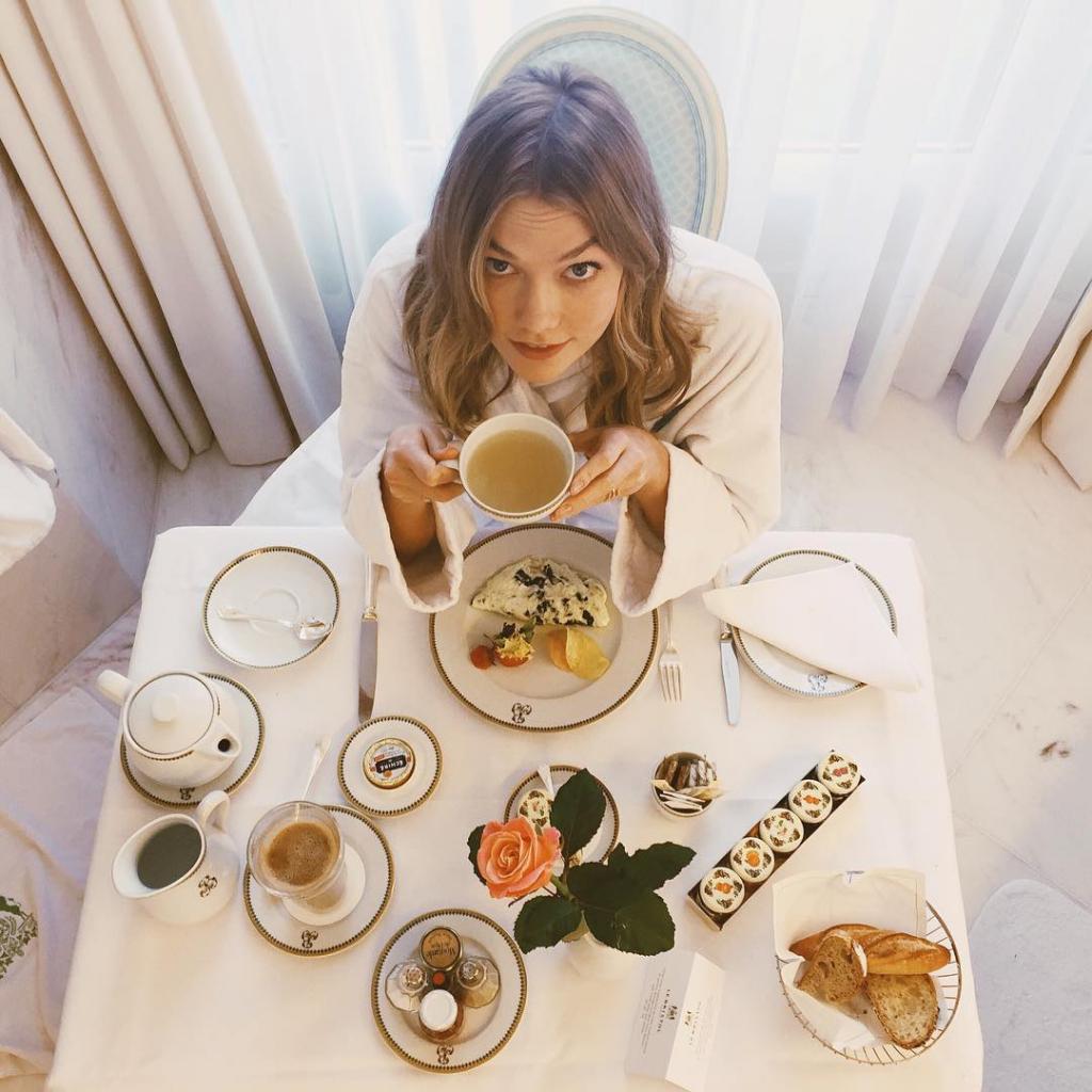 Как едят супермодели: простые советы от Миранды Керр и Карли Клосс-Фото 1