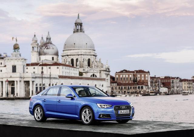 Выше похвал: тест-драйв обновленного Audi A4-320x180