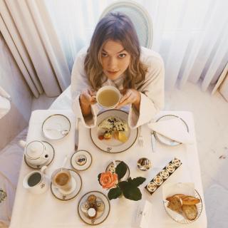 Как едят супермодели: простые советы от Миранды Керр и Карли Клосс