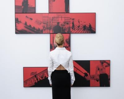 В PinchukArtCentre открылись новые выставки-430x480