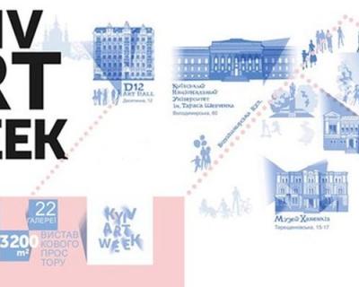 Куда пойти: Kyiv Art Week-430x480