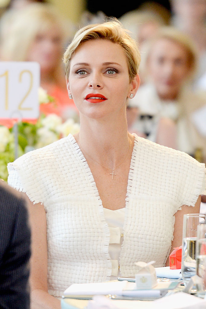Blue Ribbon Of The Los Angeles Music Center Honors Princess Charlene of Monaco