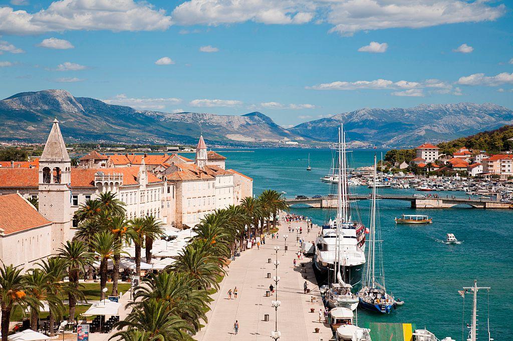 Trogir. Dalmatia. Croatia