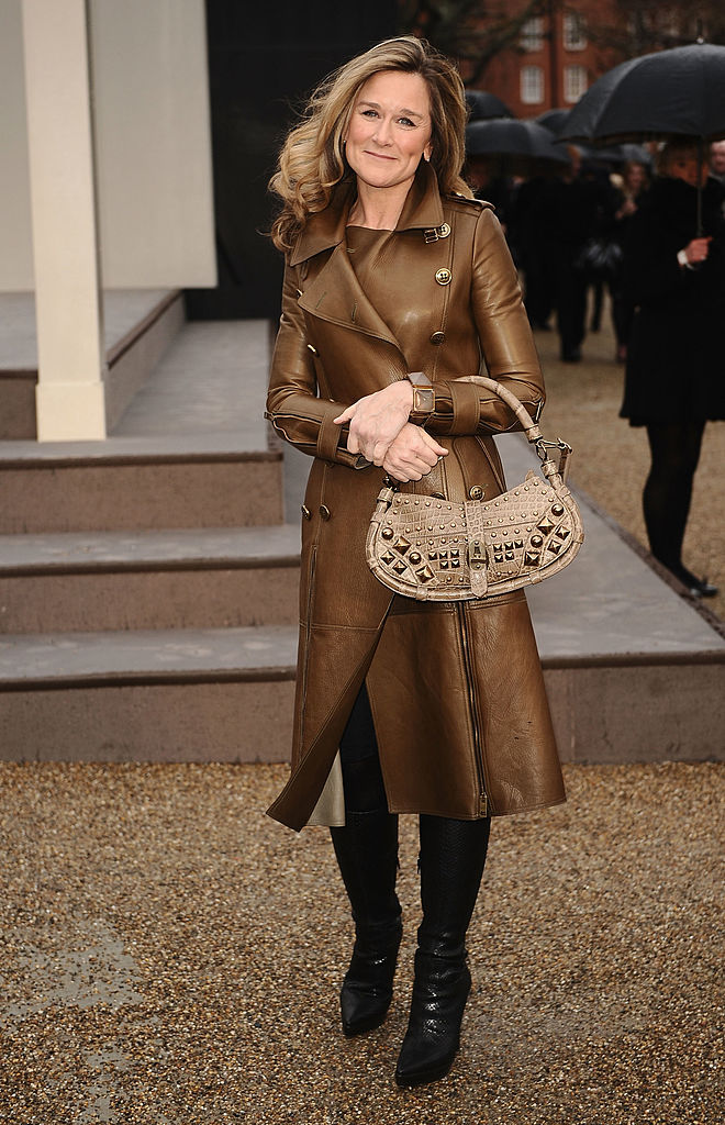 Burberry Prorsum Arrivals - LFW Autumn/Winter 2010