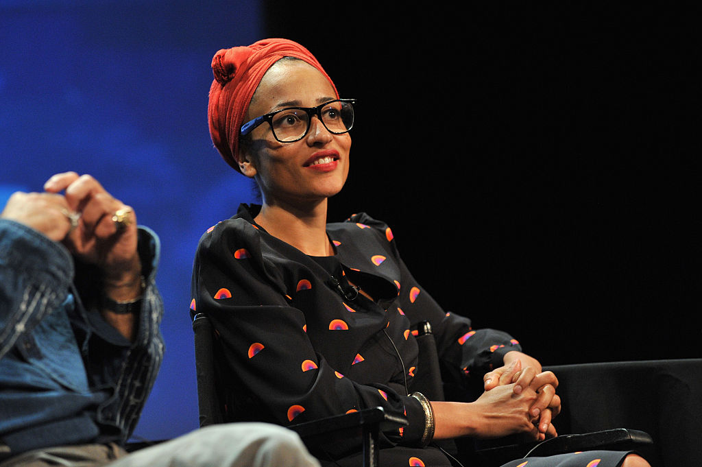 The New Yorker Festival 2014 - Across The Pond With Tessa Hadley, Hari Kunzru, Hanif Kureishi and Zadie Smith, Moderated By Cressida Leyshon