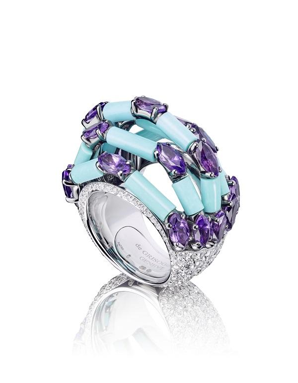 Вещь дня: кольцо de Grisogono-320x180